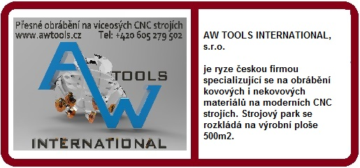 AW TOOLS INTERNATIONAL, s.r.o.
